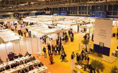 Asistimos a la Olive Oil Exhibition 2019