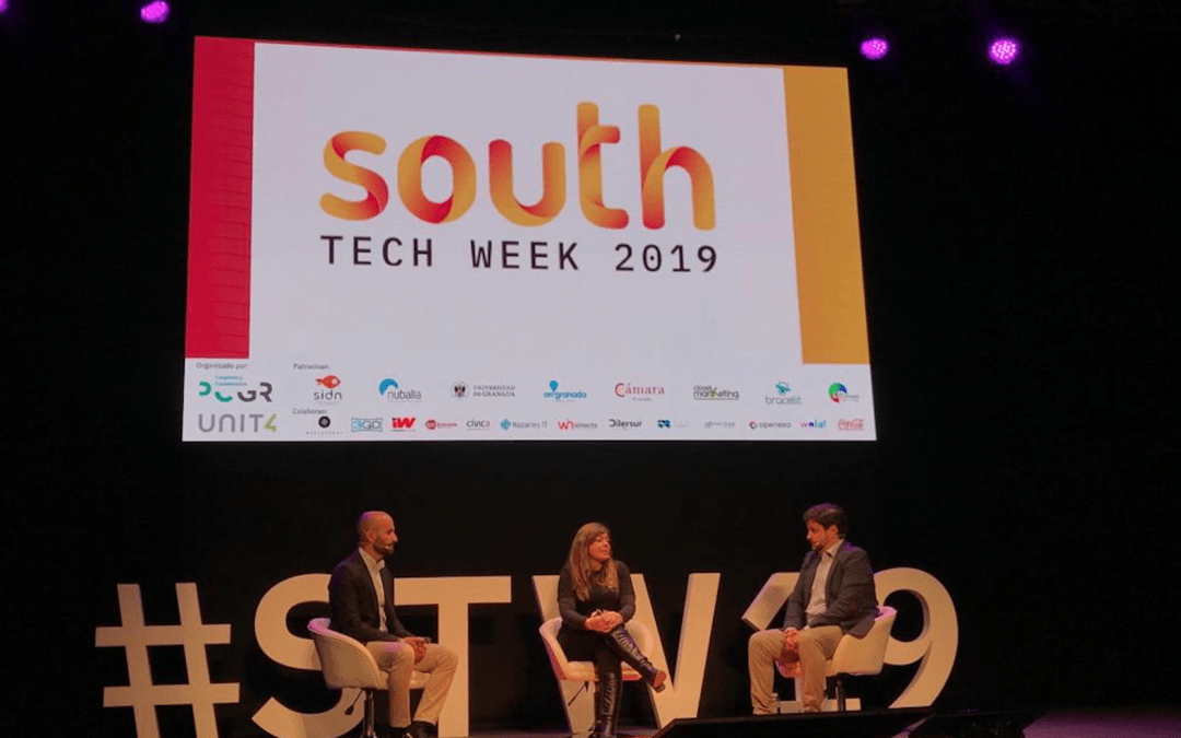 Innovaciones tecnológicas en South Tech Week