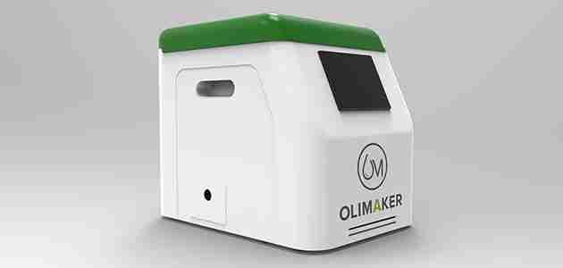 OLIMAKER, la primera microalmazara que permite obtener aceite «del árbol a la mesa»