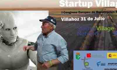 Startup Village: I Congreso Europeo de Repoblación Rural